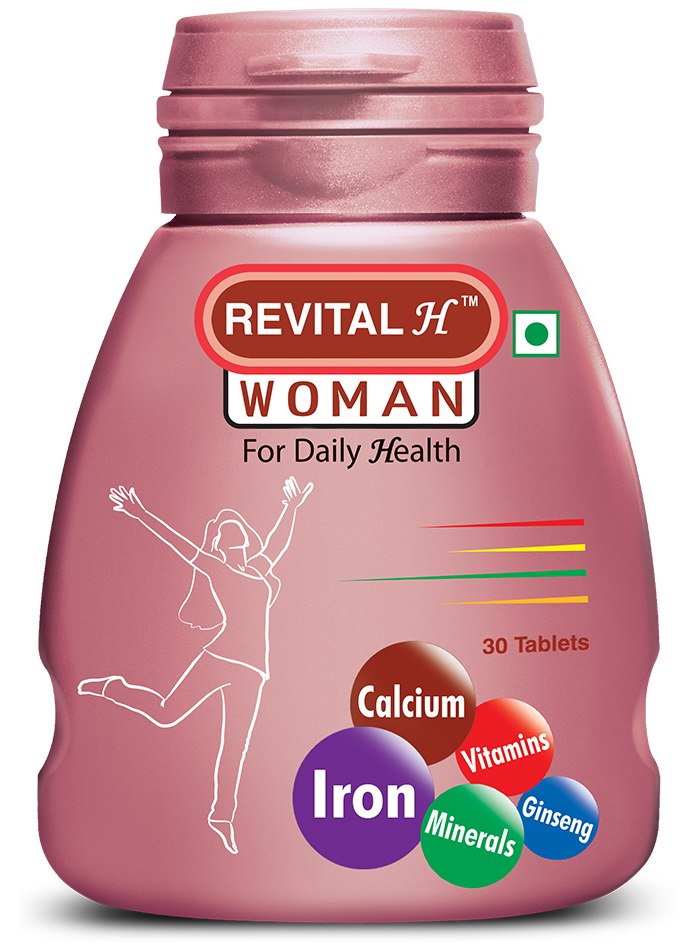 What's inside Revital H  Woman?